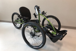 Nuke Offroad Recumbent Handcycle