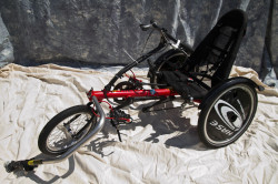 Hase Trets Trike (Foot Cycle)
