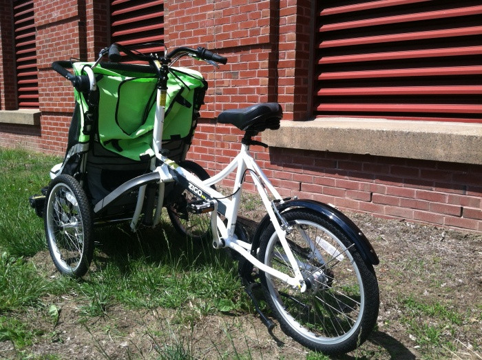 Zigo Leader Carrier Bike